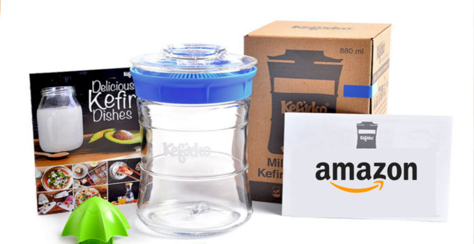 comprar kefir amazon mercadona